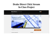 Drake Direct Case Project