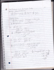 MATH221 Section 3.1 Notes