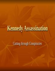jfk assassination.ppt