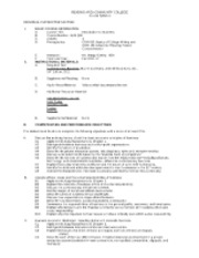 Syllabus Intro to Business Fall 2011