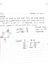 Section 5.2 Notes