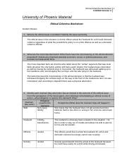 Martin_Roth_Week2_CJA324_Ethical_Dilema_WorkSheet