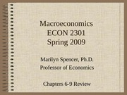 CH6-9_REVIEW_ECON2301