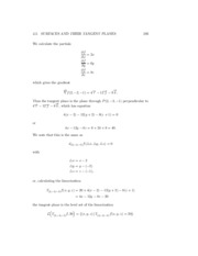 Engineering Calculus Notes 307