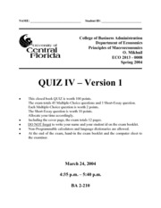 ECO2013-QUIZ-IV-W2004-version1-sol