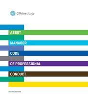 Asset Manager Code of Conduct