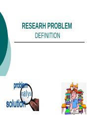 Scientific Research Methods Ch2