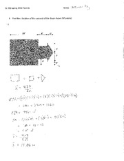 Spring 2014 exam 2 solutions