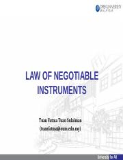 TOPIC 7@Negotiable Instruments.pptx