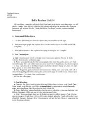Skills Review Unit H.docx