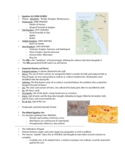 Chapter 2 Egyptian Art ppt notes