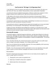 vanrex inc Textbook detail required management communication case: yellowtail marine, inc chapter 3: audience analysis vanrex, inc part 2: applications.