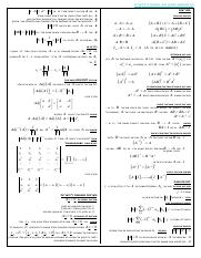 Formulas for Final Test Linear Algebra - New.pdf