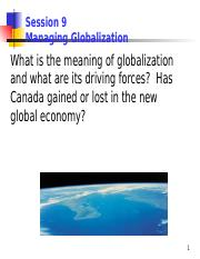 A.Session 9 Managing Globalization.S11.ppt