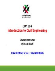 Part_8 Environmental engineering.ppt