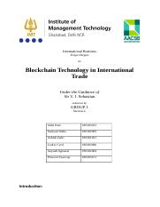 BlockChain in Trade Finance.docx