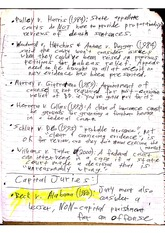 CJC 424 Class Notes- Appellate Process and Capital Juries