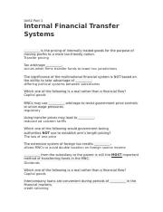 Intellipath Unit2 Part 1 Internal Financial Transfer Systems.docx