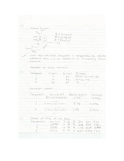 Eng Sci Statics - In Class Example Problem