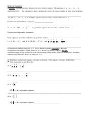 Unit 12 - Notes on Sequences and Series.pdf