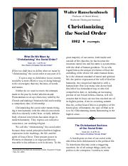 NHC- Christianizing the Social Order by Rauschenbusch 1912.pdf