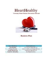 HeartHealthy Business Plan