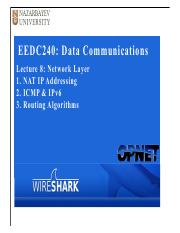 EEDC240-Lecture8 Network Layer Part2.pdf