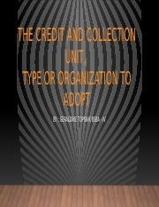 Credit and Collection Unit.pptx