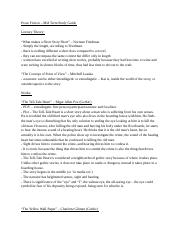 Prose Fiction – Mid Term Study Guide.docx