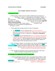 #5 Weber's Theory of Agency.docx