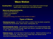 5) Waves