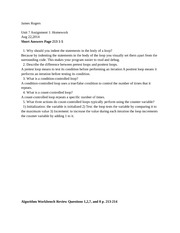 pt1420 unit 7 assignment 1 homework