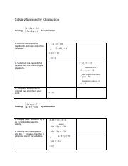 Solving 2x2 System of Equations by Elimination.docx