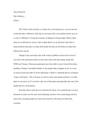 easy a essay alexapopovich easyaessay themovieeasya 1 pages sr religion this i believe