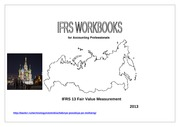 2013 IFRS 13 Fair Value Measurement - Final