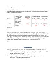 Accounting 2 Unit 4 Discussion Post.docx