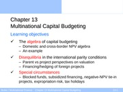 Ed6_13_Multinational_capital_budgeting