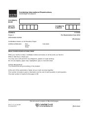 82743-science-specimen-paper-2-2014