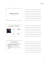 PSYC 4030 - Principles of learning lecture_Fall 2015_handout