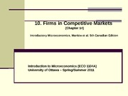 10-CompetitiveMarkets