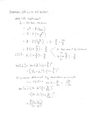 Math 172C Spring 2015 - Class 2 Notes Supp
