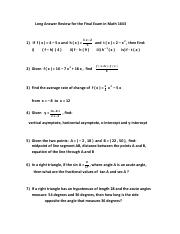 Long Answer Review for the Final Exam in Math 1643.pdf