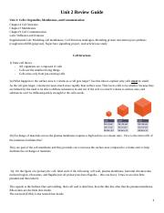 unit 2 - cell components.docx