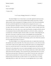 Evaluation essay fina copy