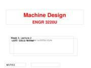 Machine Design slide 6