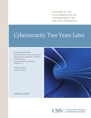 Lewis - Cyber secuirty two years later