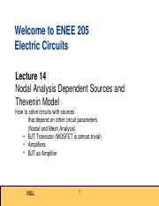 ENEE205 Fall2016 Lecture14 Gomez