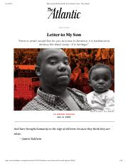 Coates - Letter to My Son.pdf