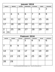 2016_Calendar_Two_Months_Per_Page.doc