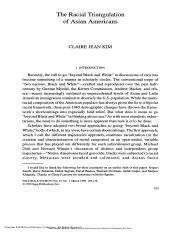 (Week 04) Claire Jean Kim - The Racial Triangulation of Asian Americans.pdf